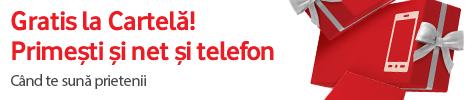 Vorbeşti, NET de la Vodafone primeşti.