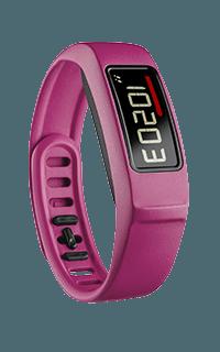 Accesoriu bratara fitness Garmin VivoFit 2 roz