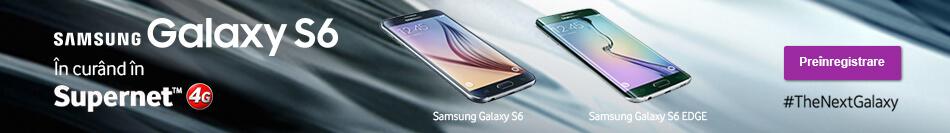 Precomanda Samsung Galaxy S6